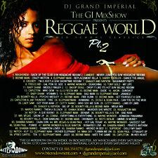 DJ Grand Imperial  Reggae World Pt. 2 Old School Classics Non-Stop Dancehall Mix
