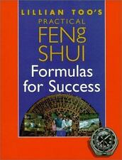Lillian Too's Practical Feng Shui: Formulas for Success, Too, Lillian, Very Good
