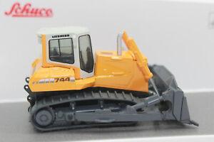 Schuco 452653500 Liebherr PR 744 Planierraupe Dozer Raupe  1:87 H0 NEU in OVP