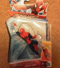 The amazing spiderman 2, web swinging figure. A6286. bnib
