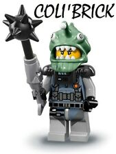 Lego 71019 minifigure Ninjago the Movie - Shark army Angler - lot kg NEUF NEW