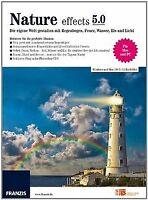 Nature effects 5.0 (PC+MAC) von Franzis Buch & Softw... | Software | Zustand gut
