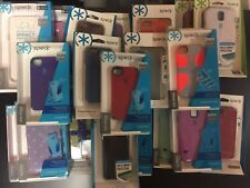 Lot of 20 New Speck Samsung S4 S5 S6 J7 iphone Case 4s 5s 5C SE candyshell Grip