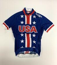 Team USA Womens Cycling Jersey Size XS New