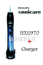 Philips Sonicare FlexCare Whitening Toothbrush & Charger HX6970 Black