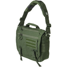 First Tactical Summit Side Satchel Travel Messenger Laptop Carryall Bag OD Green