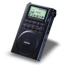 4Gb Degen De1125 Am Fm Stereo Mw Sw Dsp Ats Mp3 Player Digital Recorder Radio