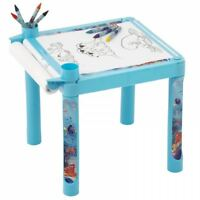Disney Finding Dory Activity Drawing Table Colouring Desk Kids Stationery Set