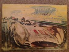 CASTROL MOTOR SPORT SUCCESSI SUCCESSI RECORDS 1954 LE MANS MILLE MIGLIA