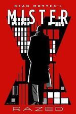 Mister X: Razed, Dean Motter, Very Good Book