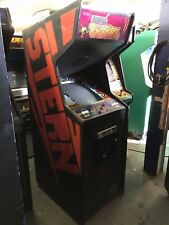 Super Cobra by Stern nice condition working good, original joystick from 1981
