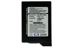 For Sony game console battery PSP-110 1800mAh CameronSino PSP-1000 PSP-1000G1