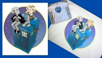 Lovely CHARITY Doctor Who T-shirts: William Hartnell and Jodie Whittaker!
