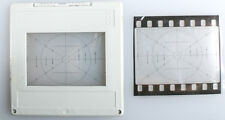 OPTICAL CENTERING DEVICE FOR 35MM SET OF TWO IN SLIDE MOUNT