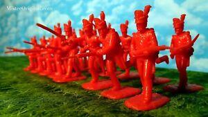 Armies in Plastic War of 1812 Napoleonic Wars Waterloo British 1/32 Scale 54mm