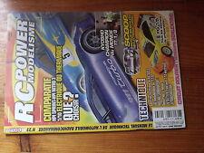 $$a Revue RC Power Modelisme N°23 HPi Sprint  FG 1/5  Carburateur  Transmission
