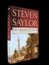 The Triumph of Caesar:Novel of Ancient Rome The Roma Sub Rosa series Book 12