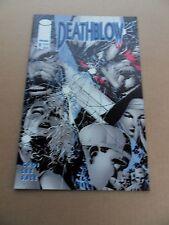 Deathblow 5 . J . Lee Cover / T. Sale Art - Image 1994 -  VF