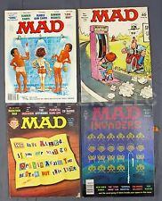 4 Mad Magazine Issue #165 191 202  230 Star Wars Space Invaders General Hospital