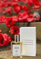 ⭐️ KDJ INSPIRED Love in White ⭐️ 50ml ⭐️ Alternative ⭐️ Perfume ⭐️
