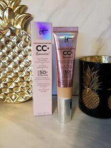 IT Cosmetic CC Cream Light 32ml - BRAND NEW IN BOX
