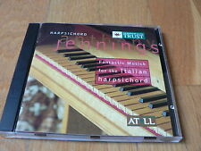 Anthony Jennings : Fantastic Musick for the italian harpsichord - CD Atoll