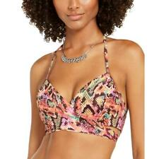 Halter Bikini Ropa de playa SUNDAZED para mujer Simone Nadar Top separa BHFO 0370