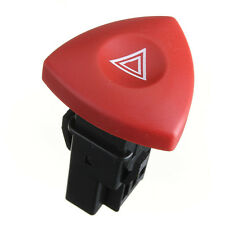 Hazard Dashboard Warning Light Switch For Renault Espace Laguna Vauxhall   **