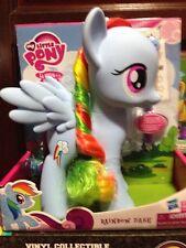 """My Little Pony Friendship Is Magic Rainbow Dash 8"""" Pony ! G4Zilla Pony"""
