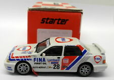 Starter 1/43 Scale built kit - 4X4 - Ford Sierra 4X4 Fina RAC Rally 1991 Duez