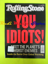 ROLLING STONE USA MAGAZINE 1096/2010 Patti Smith Jimmy Buffett J. Bieber No cd