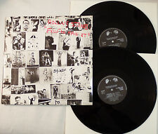 THE ROLLING STONES Exile On Main St Street 2LP Vinyl GLOBUS International Czech