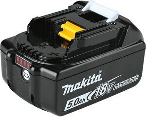 Batteria Makita 5.0 Ah BL1850B