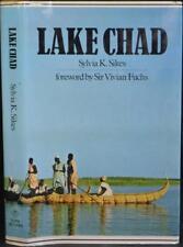 LAKE CHAD Sikes 1972. Africa People Flora Fauna Environment Sailing Sahara