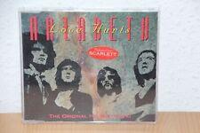 "♫ Nazareth - love hurts  5"" CD SINGLE 3TR GERMAN [Maxi-CD]"