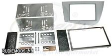 Seat Leon Mk2 05 on LHD Anthracite Double Din Car Stereo Fitting Kit CT23ST03L