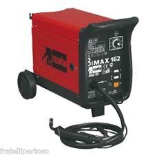 Saldatrice a Filo Bimax 162 Telwin Dual gas