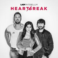 LADY ANTEBELLUM - HEART BREAK (VINYL)   VINYL LP NEU