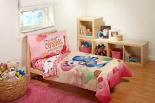 """Disney 4 Piece Wild West Sheriff Callie """"Cutest Cowgirl"""" Toddler Bedding Set"""