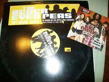Black Eyed Peas          PROMO VINYL / CD LOT             Hey Mama
