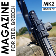 MK2 5 Shot Magazine | For Crosman 2240 2250 Steel Breech | Automatic Indexing |