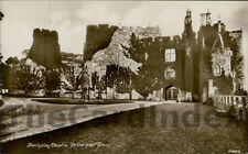 BERKELEY Berkeley Castle - Bell Front and Keep Postcard  Stroud GLOUCESTERSHIRE