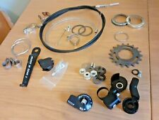 Lot of Sturmey Archer Hub Parts, NOS & Used, Classic Bicycle