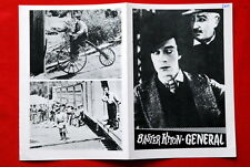 General Comedy Buster Keaton 1950'S Marion Mack Jim Farley Exyugo Movie Program