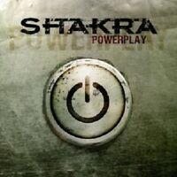 SHAKRA - POWERPLAY (LIMITED DIGIPAK)  CD HEAVY METAL HARD ROCK NEU
