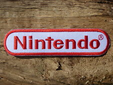 D004 ECUSSON PATCH aufnaher toppa THERMOCOLLANT NINTENDO geek nes 64 super