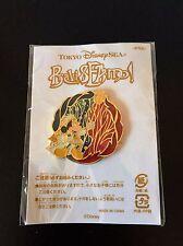 BraviSeamo Harbor Show Tokyo Disney Sea Resort Event Pin Japan on Card Tds
