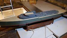 Wooden model ships kit/frigate/destroyer