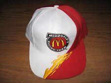 McDonald's Racing Team #94 Bill Ellliot Hat OSFA