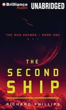 The Rho Agenda: The Second Ship 1 by Richard Phillips (2012, CD, Unabridged)
